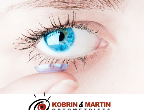 Wearing and Caring for Contact Lenses