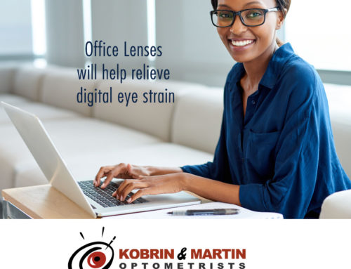 The Benefits of Wearing Office Glasses